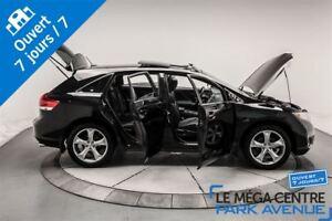2015 Toyota Venza V6, AWD, CUIR, TOIT, NAV
