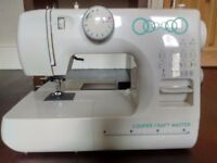 Cooper Craft Master Sewing Machine