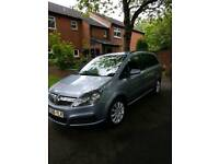 vauxhall zafira 1.6 manual in inmaculate condition drives mint with no issues
