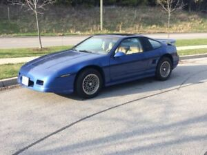 1986 Pontiac Fiero GT Coupe 2 DR. REDUCED $1600.