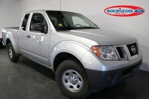 2013 Nissan Frontier S 2.5L 4CYL