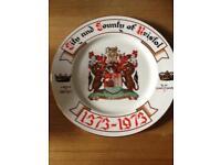 Bristol plate