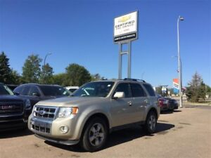 2011 Ford Escape Limited *Leather* *Roof* *Low Mileage*