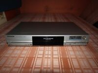Panasonic DVD player/recorder