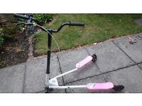 Adjustable Kids 3 Wheels Speeder Scooter Tri Slider 9 yrs - 14yrs