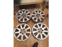 alloy wheel vw Passat sharan golf Audi