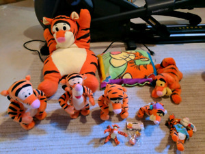 Huge Tigger Collection