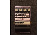 Original 'DOD FX69 Grunge' distortion pedal, inc. box