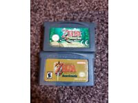 zelda: a link to the past gameboy advance games