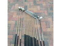 Set of Men's Graphite Shaft Golf Clubs