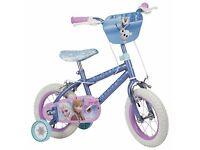 Kids frozen bike 3+