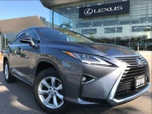 2016 Lexus RX 350 AWD Backup Cam Leather Sunroof