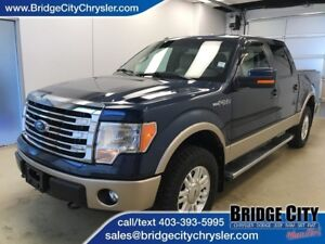 2013 Ford F-150 Lariat- Leather, Heated Seats, NAV!