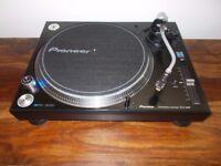 PIONEER PLX-1000 Direct Drive Turntable/technics 1210/1200 alternative