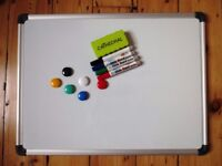 Cathedral Magnetic Whiteboard 45 x 60cm - ARGOS