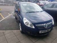 CHEAP 2008 VAUXHALL CORSA 1.7 CDTI FOR QUICK SALE