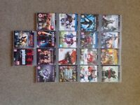 PS3 Games For Sale! Varying Conditions!