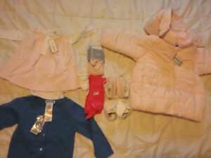 various designer baby clothes
