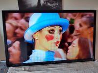 "Panasonic Viera 47"" Full 1080p Smart Led TV with Freeview, (Model TX-47E5B)!!!"