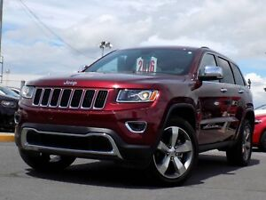 Jeep Grand Cherokee Limited 2016 CUIR/TOIT/GPS