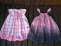 Baby Girl Age 18-24 Months, Summer Dresses Plus Coordinating Leggings