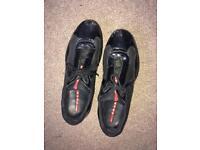 Black Pradas Size 10