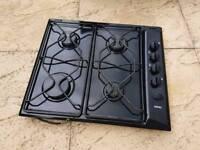 Black cooker hob for sale
