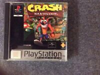 Original crash bandicoot