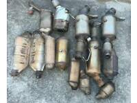 Catalytic converters dpf filters