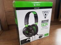 Turtle Beach Recon 50X Xbox One/PS4/PC