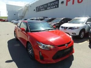 2014 Scion tC | 6 Speed Manual | Leather | Sunroof/Moonroof