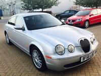 2006 Jaguar S Type.Top of the Range.Full Service History Mostly from Jaguar. Long Mot