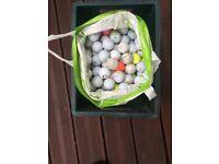 200 golf balls