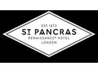 Leisure Attendant - St Pancras Renaissance Spa