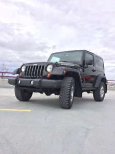 2012 2-Door Jeep Wrangler Rubicon