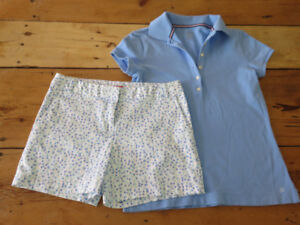 ensemble IZOD de LACOSTE, GR.2 (x-small) chandail et short