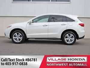 2015 Acura RDX AWD | 3.5L V6 | Sunroof | Leather |