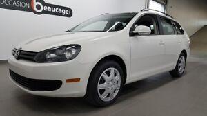 2013 Volkswagen Golf Sportwagon Trendline, régulateur de vitesse