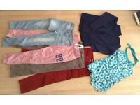 Girls clothes bundle 10-11 years