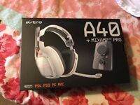 Astro A40 w/ Mixamp Pro (Xbox One, PS3, PS4 & PC)