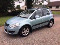 2007 SUZUKI SX4 1.6 GLX - VERY SPACIOUS - EASY RUN -