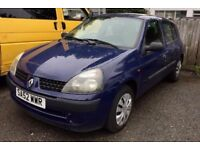 ***RENUALT CLIO EXPRESSION 16V, 5 DOOR, *REDUCED