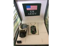 US army gift box