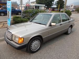 1993 Mercedes-Benz 190-Series Sedan