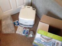 Porta potti, Thetford, brand new in box