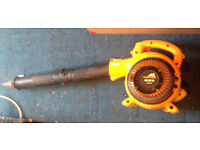 leaf blower mcculloch Mac GBV 325 Made in USA