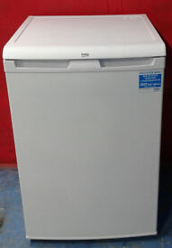 S657 white beko under counter fridge with freezer box new graded with manufacturers warranty