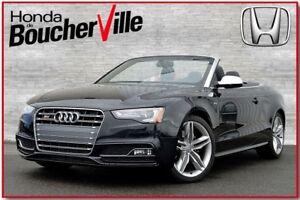 2013 Audi S5 3.0T Premium  UNIQUE  jamais connu l'hiver