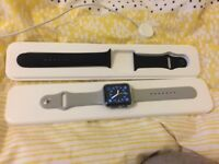 Apple iwatch 42 mm space grey