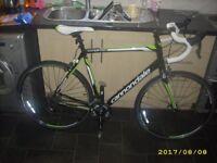 Cannondale Synapse Road Racing Triathlon Bike Little Used 58cm Sora Spec Can Deliver
